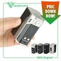 Original WISMEC Reuleaux RX300 TC Mod 300W rx300 Box Mod powered by 4 18650 batteries E-Cigarette Vape Mod vs RX200/RX200S RX2/3