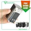 Original wismec reuleaux rx300 tc mod 300 w caja mod rx300 powered by 4 18650 baterías e-cigarrillo vape mod vs rx200/rx200s RX2/3
