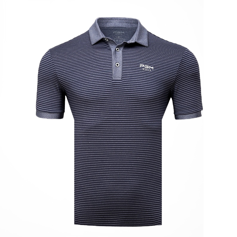 Men Durable Outdoor Sport Pgm Golf Short Sleeve T Shirt Male Quick Dry Polo T Shirt Breathable Cotton Trainning Tops AA11822