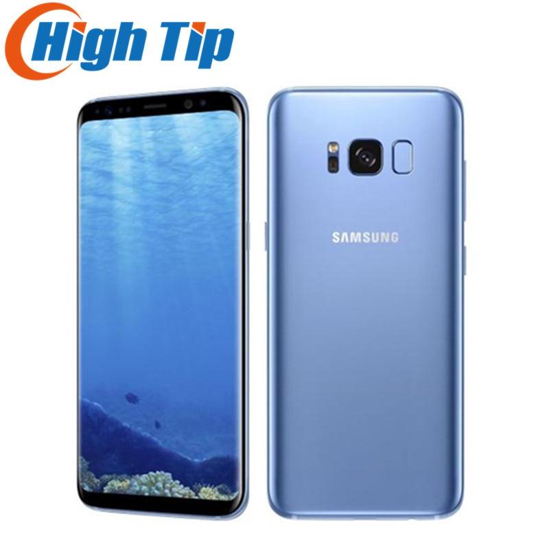 Samsung Galaxy S8 G955U S8 Plus 4G LTE Android Phone Octa Core 6 2 12MP