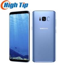 """Samsung Galaxy S8 + G955U S8 Plus 4G LTE Android Telefon Octa-core 6,2 """"12MP RAM 4 GB ROM 64 GB 3500 mAh"""
