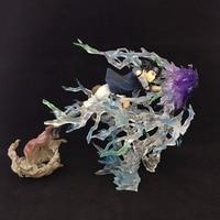 Anime Uchiha Sasuke Kizuna Relation PVC Action Figure Resin Collection Model Toy Doll Gifts Cosplay