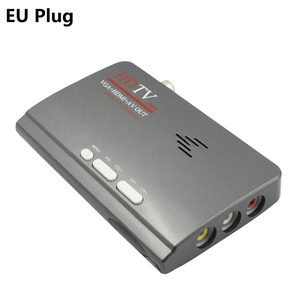 Image 2 - 2018 New Digital HDMI DVB T/T2 dvbt2 TV VGA Fashion Receiver Converter compatible with all CRT and LCD monitors TV Tuner Receive