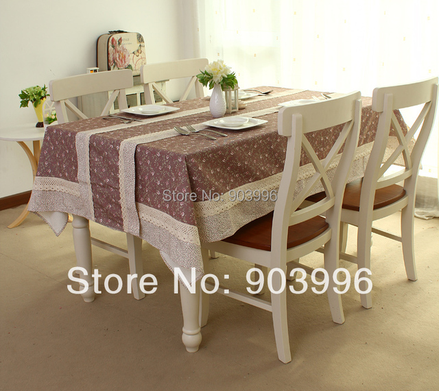 Wonderful Free Shipping  Tendrils Korean Tea Table Cloth Only 1pcs For Hotel  Decoration XX004