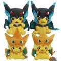 1 Unidades de 8 pulgadas Pokemon Pikachu Cosplay Charmander Peluche Juguetes Peluches Cine y TV Muñecos de Dibujos Animados Envío gratis