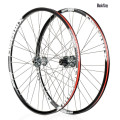 Koozer MTB Mountain Bike Ruota di Bicicletta Set 26/27. 5 pollici Ultralight 72 Anello di Sgancio Rapido Thru-asse 4 Cuscinetto XD