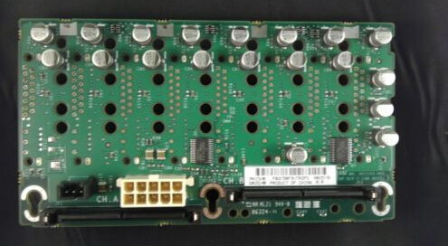 412736-001 407751-001 DL380 HDD 8 x 1 SAS SATA Backplane  Original 95%New Well Tested Working One Year Warranty