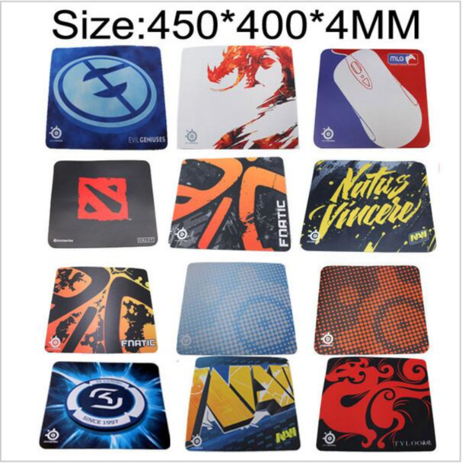 FNATIC STEELSERIES GAMIMING MOUSEPAD 450 X 400 X 4MM NEW