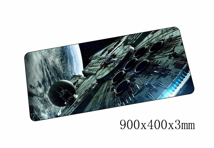 Star Wars коврик для мыши 900x400x3 мм коврик для мыши популярные Notbook коврик для компьютерной мышки игровой padmouse геймер к клавиатура коврики для мыш...