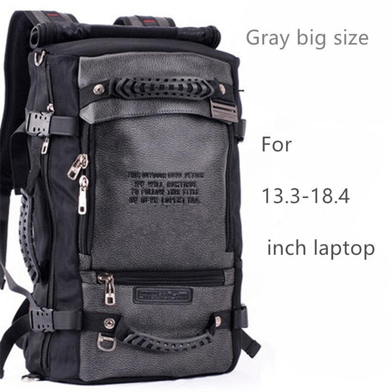Nešiojamojo kompiuterio kuprinė 17 18 colių nešiojamojo - Nešiojamų kompiuterių priedai - Nuotrauka 2