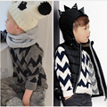 2016 New Children's Clothing Bobo Style Waves Child 100% Cotton Long-Sleeve Knitted Sweater Baby Boy Clothes Baby Girls sweater