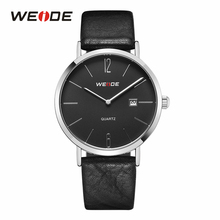Best Price mens Analog Quartz Hard Glass Leather Strap Wristwatch Business Luxury Fashion Auto Date Clock Relogio Masculino