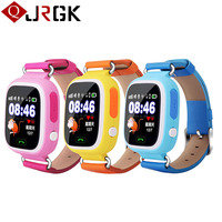 Q90 GPS Touch Screen Smartwatch WIFI Positioning Smart Child Baby Watch SOS Call Locator Tracker Kid Anti Lost Monitor Watches
