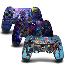 3PCS/Set PS4 Controller Skin Sticker Fortnite