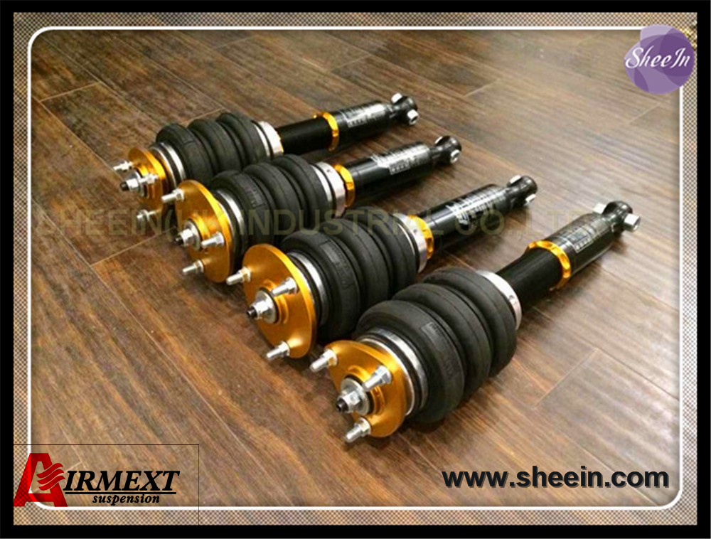 FOR L.EXUS IS300 /updated Air suspension kit/coilover+air spring assembly /Auto parts/chasis adjuster/ air spring/pneumatic