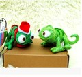 2016 Hot New 8'' Tangled Rapunzel Pascal Chameleon Plush Toy Green Dragon Doll Plush Toys Dolls Minion Plush