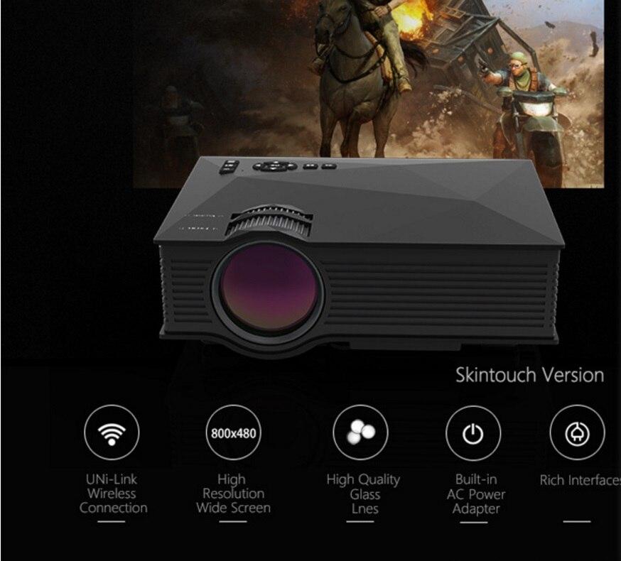 Eerlijk Cool Aaa Projector 4 K 1080 P 3d Hd Android Wifi Proyector, Led Draagbare Hd Beamer Voor Home Office, Usb Hdmi Sd Jaarlijkse Koopjesverkoop
