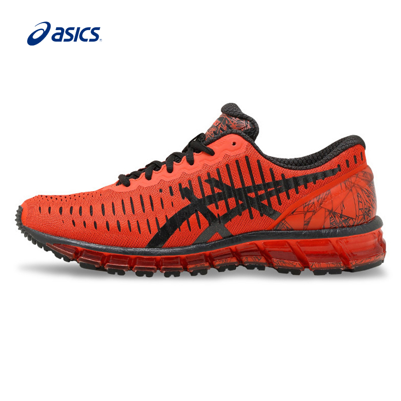 Original ASICS Men Shoes Stability Breathable Cushioning Running Shoes Light Sports Shoes Sneakers Comfortable Outdoor Athletic