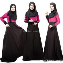 MZY520 modern long sleeves floor length hijab muslim evening dress muslim dress