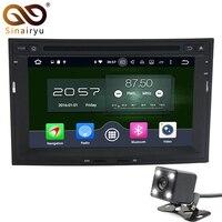 ROM 32GB 1024x600 Octa Core Android 6 0 Car DVD Player Fit Peugeot 3008 Citroen Berlingo
