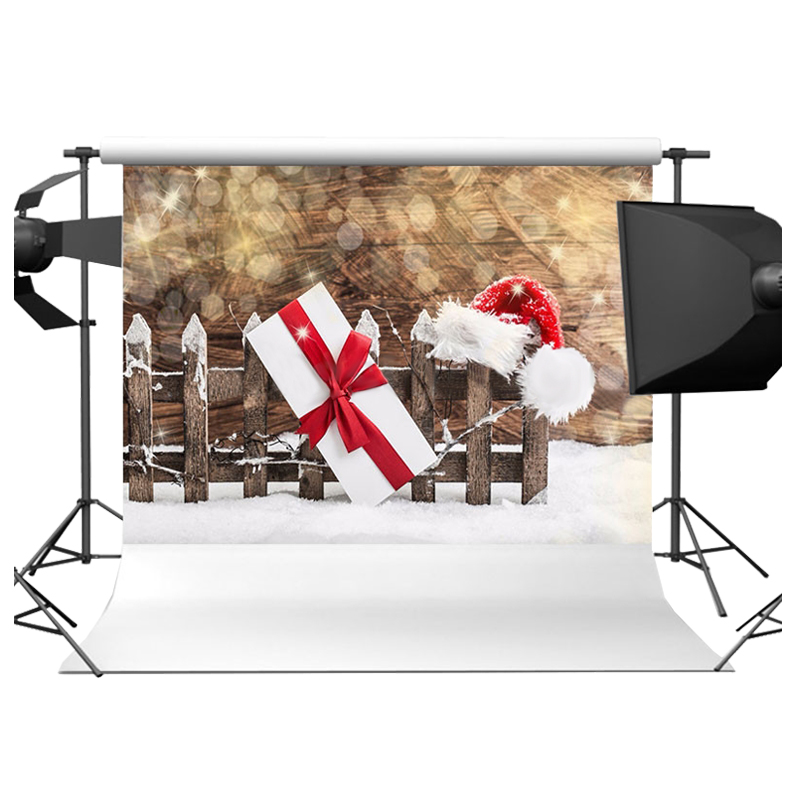 7x5ft Vinyl Photography Backdrop Studio Background Christmas Xmas Photo Props Coffee shengyongbao 300cm 200cm vinyl custom photography backdrops brick wall theme photo studio props photography background brw 12
