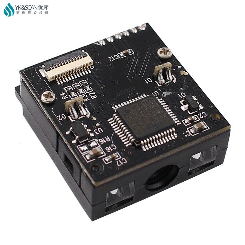 Baixo preço de código de Barras CCD Scan engine 1D ttl rs232 usb scanner de código de barras pequenas