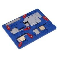 Logic Board BGA Repair Tools for iPhone X Planting Tin Fixture Motherboard IC Chip Ball Soldering Net Phone Repair Tools