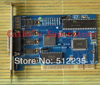 3 axis cnc router control system NC Studio control card