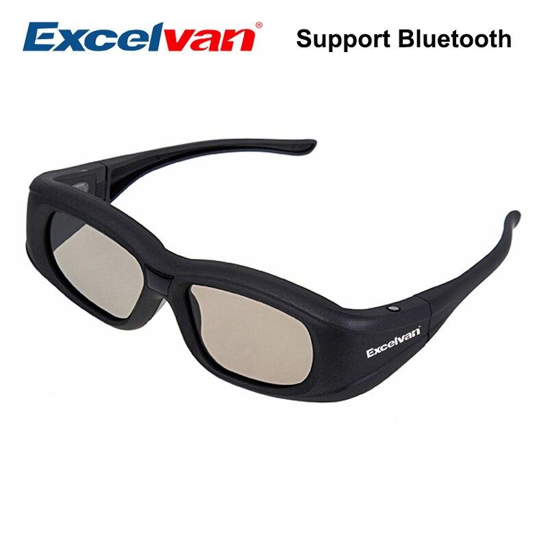 Super Universal G50-BT Bluetooth Ativo Do Obturador Óculos 3D Para  Panasonic Sony  c2b67352ea