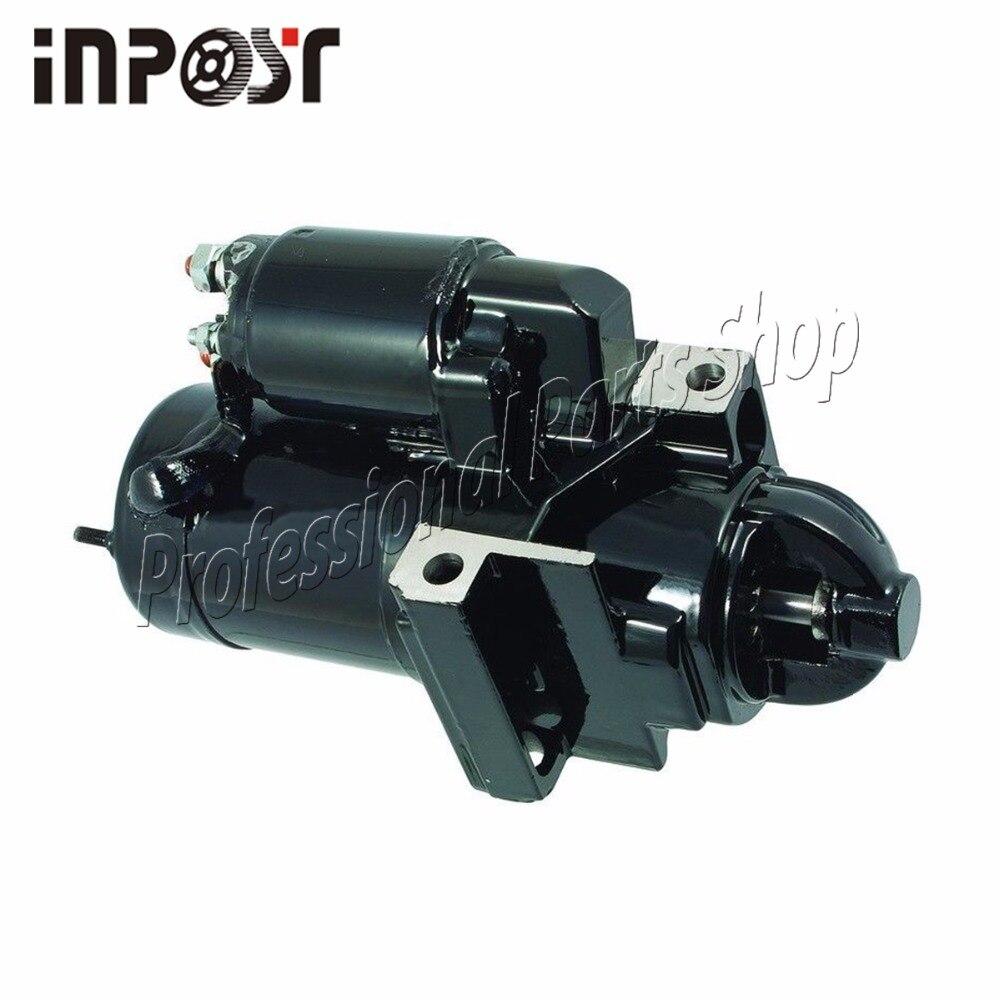 Starter For Mercruiser Marine 50 863007A1 454 496 305 350 Mag 383 4 3 MPI V6