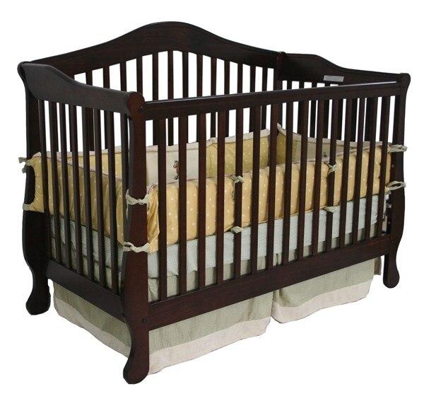 130*70 cm 4 en 1 convetible Madera Cuna para Bebé (también Cama Para ...