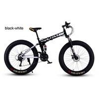 Bicicleta Mountain Bike Beach Bike Spoke Roda 24/26 polegadas de Aço Carbono de Alta Estrutura Rígida Neve Equitação 21 24 27 Velocidade