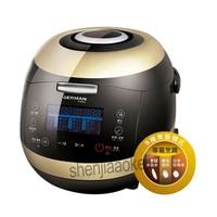 1 шт. Smart рисоварка MRC205 Многофункциональный рисоварка тушить горшок светодио дный дисплей может резервирования 24 h Кухонные принадлежности