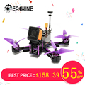 Eachine Wizard X220S FPV Racer F4 5.8G 72CH VTX 30A Dshot600 2206 2300KV 800TVL CCD ARF Voor RC Multicopter gedaan