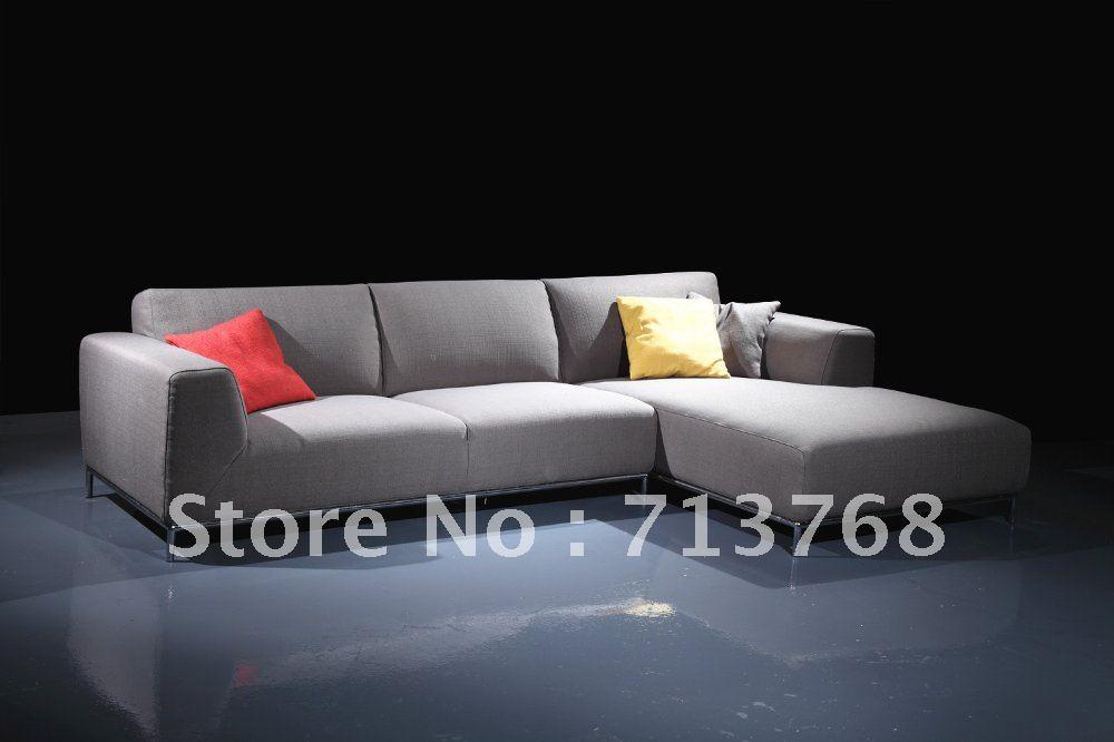 Meubles modernes/salon coin/sectionnel/salon canapé MCNO439 ...