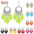 Hot Bohemia Woman's Cute Tassel  Dangle Earrings Eardrop Jewelry Earings Promotion Direct Selling Promotion Direct Selling