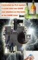 Горячая продажа автоматическая машина для маркировки бутылок круглая машина для этикеток бутылок с печатью даты автоматическая печатная м...
