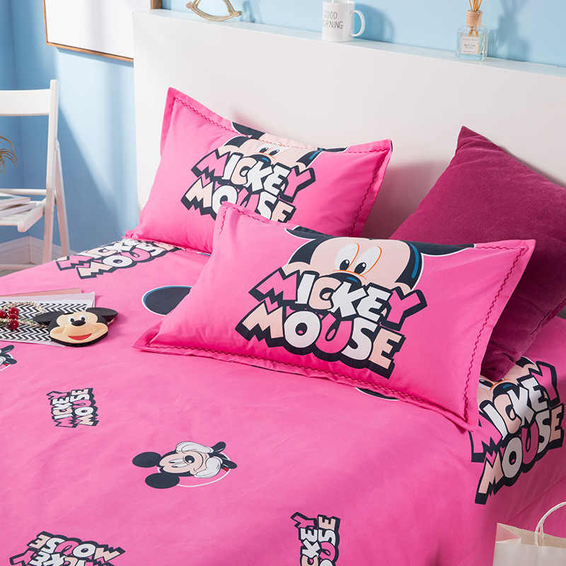 detail feedback questions about disney pink mickey mouse bedding rh aliexpress com
