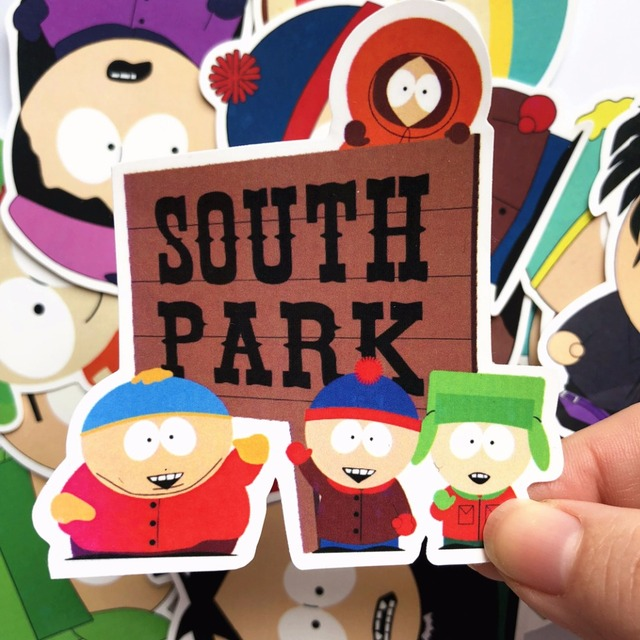 South Park Funny Sticker Decal 21 Pcs/lot