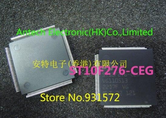 Free Shipping 10PCS Size 28 x 28 x 3 4mm ST10F276 CEG ST10F276 QFP