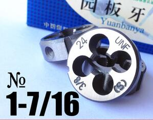 Free shipping of 1PC DIY quality UNEF 1-7/16