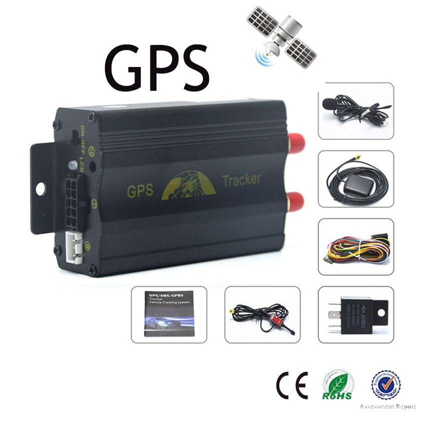 Traqueur de voiture GPS Original en temps réel traqueur de voiture Rastreador localizador veiculaire GSM gps localisateur dispositif de suivi Anti-vol