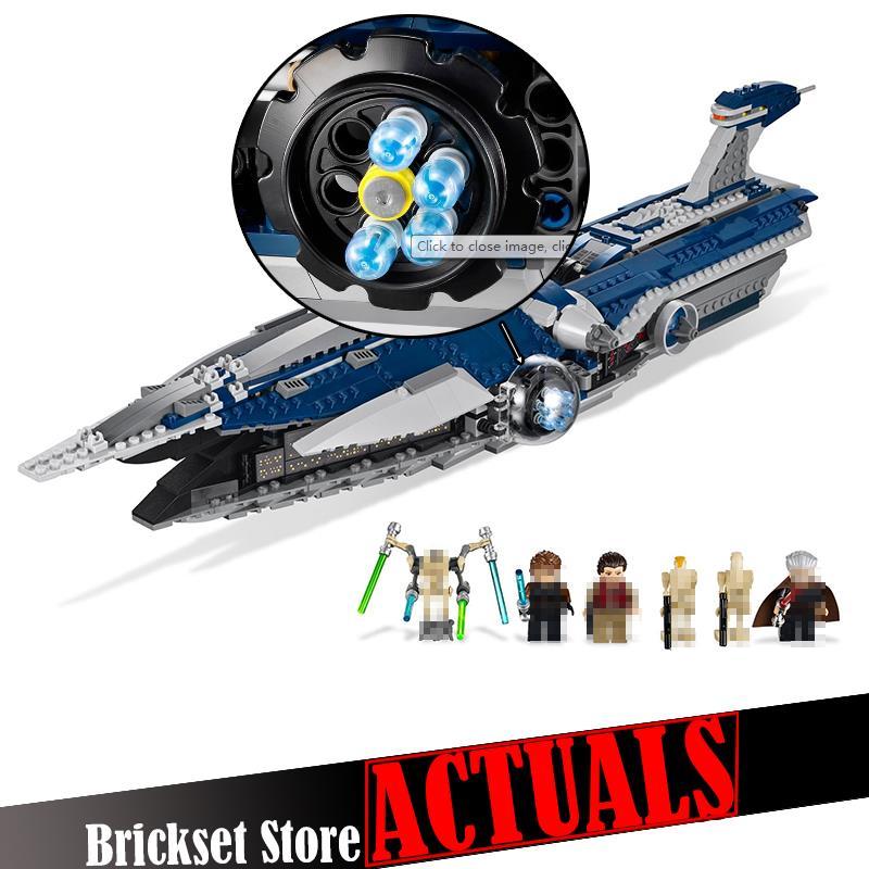 где купить Lepin 05072 Star Set War Series The Limited Edition Malevolence Warship Children Building Blocks Bricks Toy Model legoINGly 9515 по лучшей цене