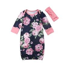 Focusnorm Модное детское Пеленальное Одеяло мягкие комбинезоны для новорожденных хлопковая пеленальная одежда