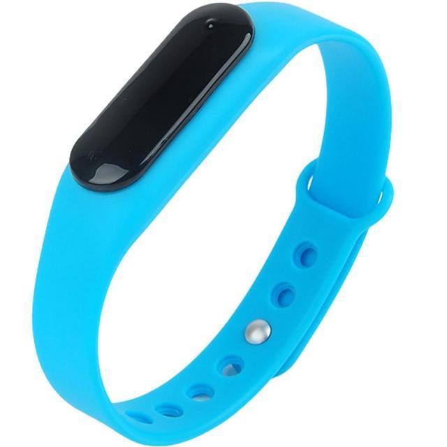 Bluetooth Smart Luxury IP67 Waterproof Watch Usb Bracelet Wristband Pedometer Sport Fitness Tracker 30MAR 16 droship