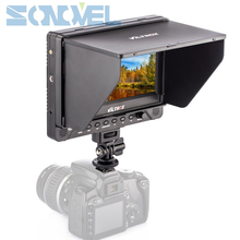 "VILTROX DC-70EX 7 ""TFT Экран HDMI/SDI/AV Вход Выход Видео HD ЖК-Монитор Дисплей для Canon Nikon Pentax Olympus DSLR"