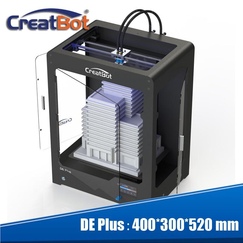 Naujausios technologijos didelis 3D spausdintuvas Aukštas - Biuro elektronika - Nuotrauka 1