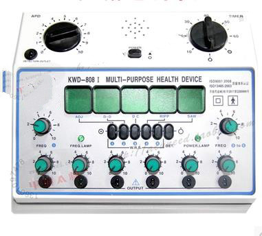 6 Channels Tens UNIT. Multi-Purpose Acupuncture Stimulator Health Massage Device. 808I Electrical nerve muscle stimulator hwato computer random pulse acupuncture treatment instrument smy 10a nerve and muscle stimulator tens 10 channels output ce appr