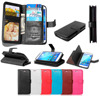 For Samsung Galaxy S4 Case Magnetic 2 In 1 Luxury 9 Card Solts Soft Leather Wallet