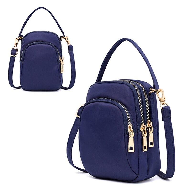 Women Shoulder Bag PU Leather Crossbody Bags For Women Bolsa Female Mini Coin Bag Drop Shipping